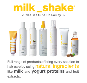 Milk Shake | Cortex Ltd Hair Products Distributor - Malta