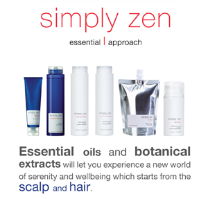 Simply Zen | Cortex Ltd Hair Products Distributor - Malta