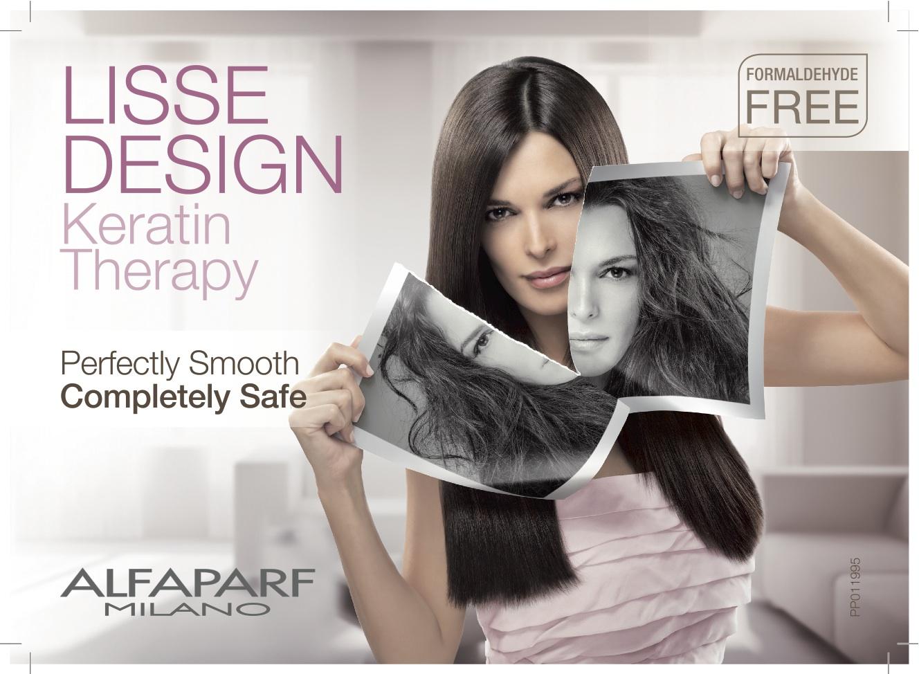 Alfaparf Lisse Design Keratin Therapy Keratin Treatment