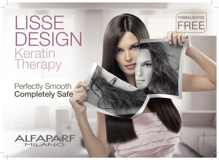 Alfaparf Lisse Design Keratin Therapy Keratin Treatment | Cortex Ltd Hair Products Distributors - Malta