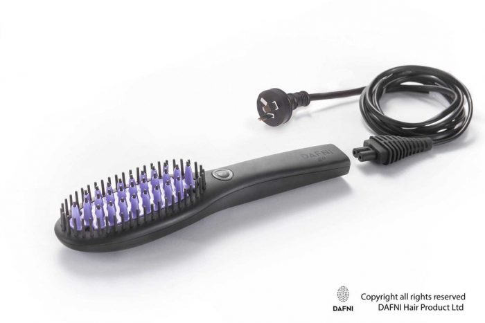 Dafni Hair Straightening Brush | Cortex Ltd Hair Products Distributors - Malta