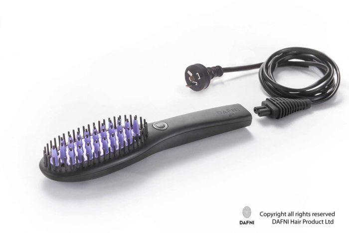 Dafni Hair Straightening Brush | Cortex Ltd Hair Products Distributors - Malta