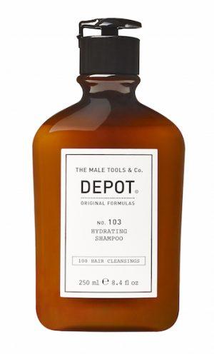 depot hyrdrating shampoo