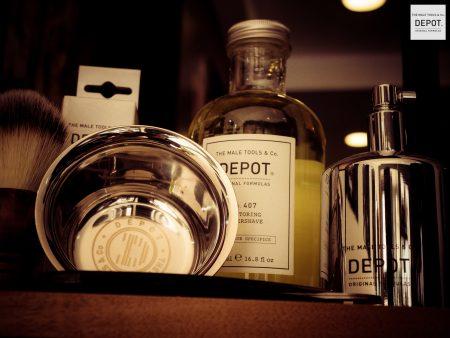 depot barbering