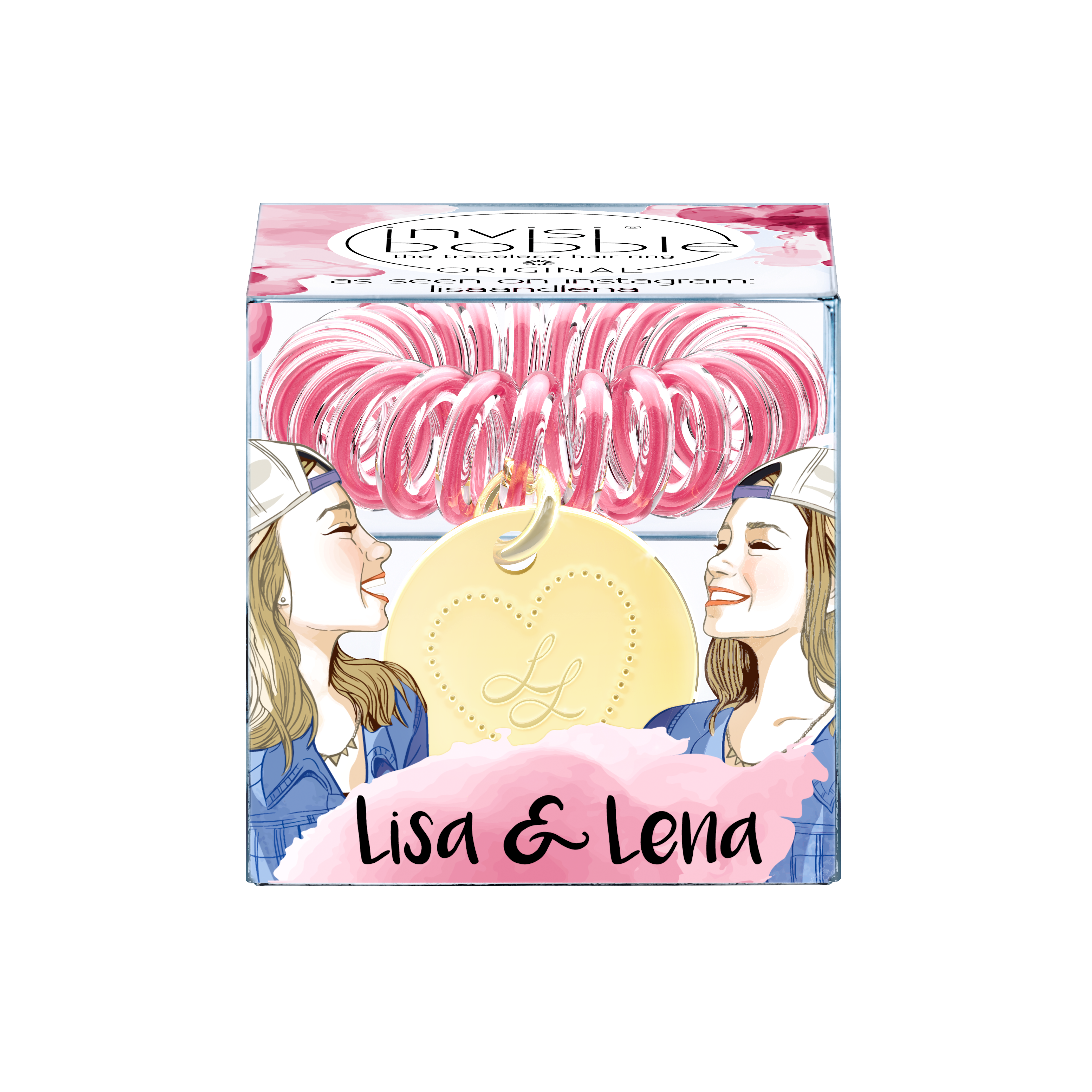 lisa and lena special edition invisibboble 4979ae30109