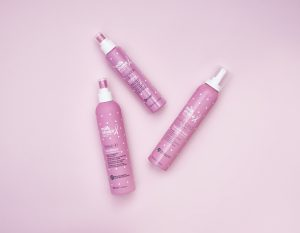 Pink October fundraising with milk_shake pink leave-in hair treatments   Cortex Ltd