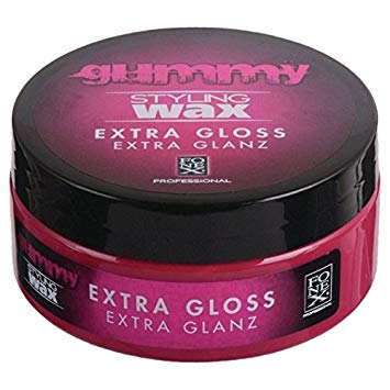gummy extra gloss wax