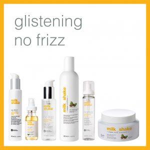 Glistening - No Frizz