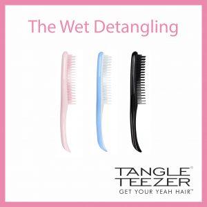 The Wet Detangling